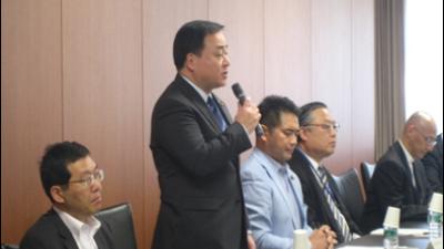 2017-08-21 茨城県知事候補者大井川かずひこ 街頭演説 2 5