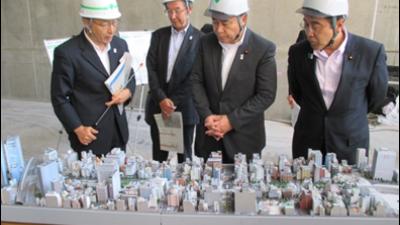 2017-08-21 茨城県知事候補者大井川かずひこ 街頭演説 1 5