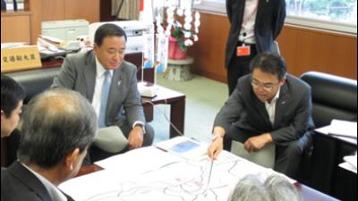 2018-05-28 自民党長野県連大会(会長後藤茂之衆議院議員)にて講演 1