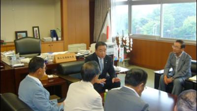 2018-05-14 栃木市にて Uijターンの若者と意見交換