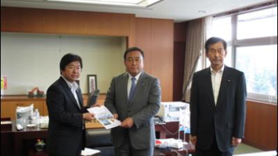 2018-05-14 行田市にて「サムライ足袋」の取組の関係者と意見交換 1