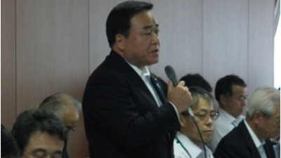 2017-10-23 10月22日(日)投・開票日 梶山ひろし選挙事務所様子 2