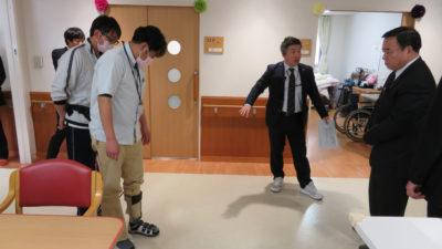 2018-01-18 常陸太田市公式マスコットキャラクター「じょうづるさん」 2