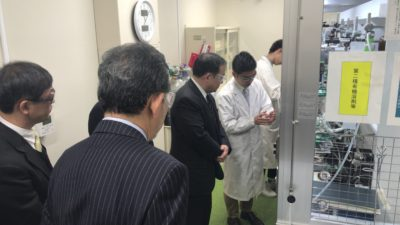 2018-01-15 シグマ株式会社視察 2