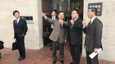 2018-01-15 ドリーム・アーツ株式会社視察