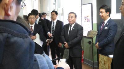 2018-01-15 北九州市「安川電機みらい館」を視察 1